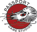 Passport Game Studios Logo