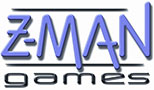 Z-man Games Logo